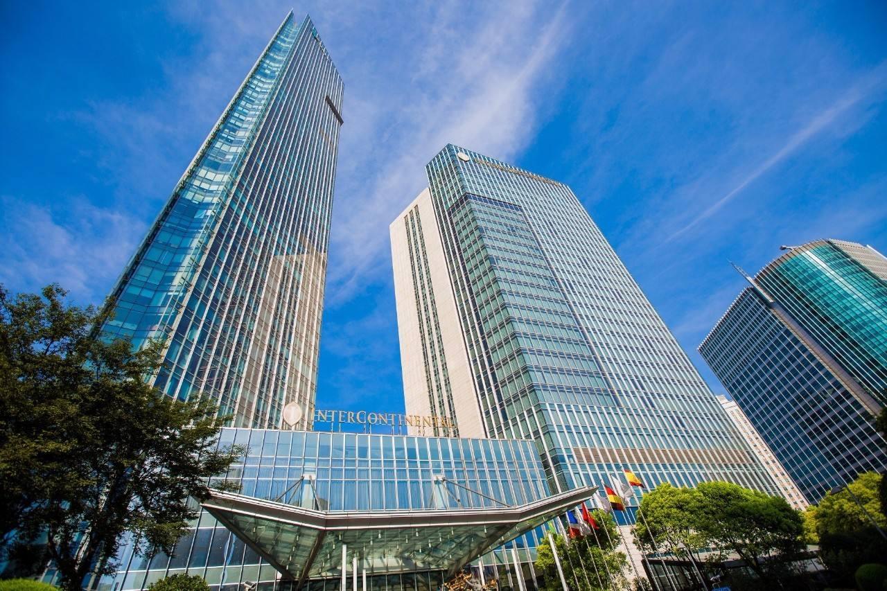 上海浦西洲际大酒店