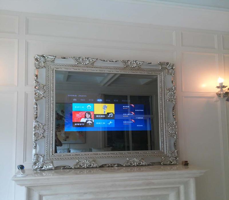 摩卡思26寸防水镜面电视