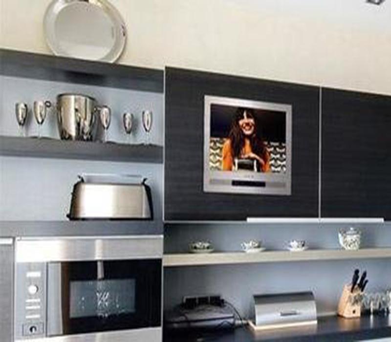 摩卡思22寸厨房电视