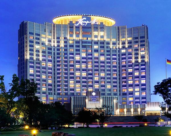 苏州凯宾斯基大酒店