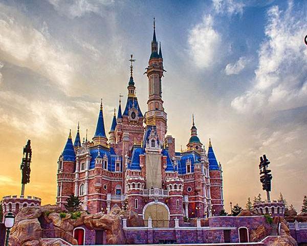 上海迪斯尼城堡酒店