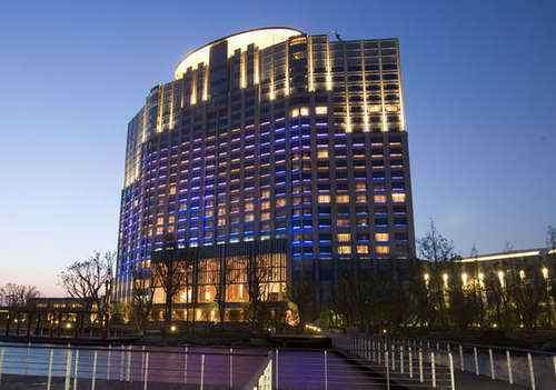 苏州金鸡湖大酒店