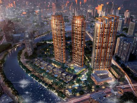 上海华侨城苏河湾